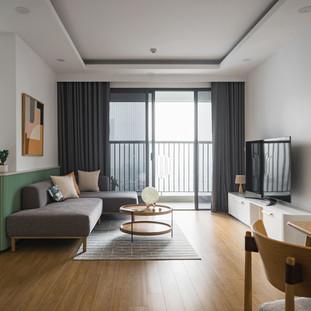 Colour x Block Apartment