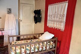 DSC_3840 Au 124, chambre d'enfant, lit.j