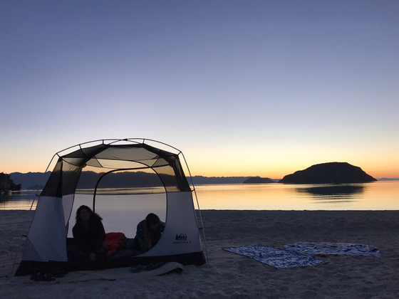 Camping Isn't for Everyone. Or is it?
