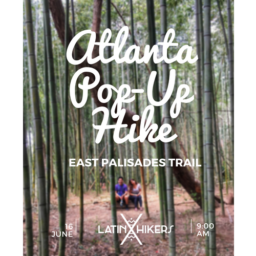 Latinxhikers Atlanta Pop-up Hike