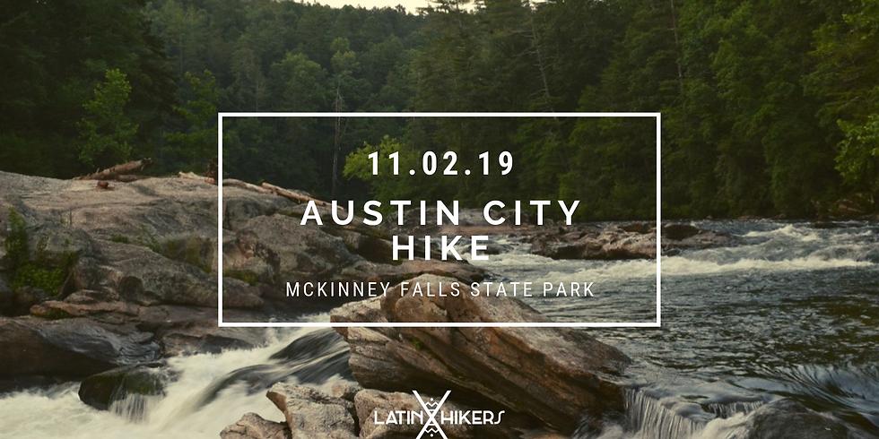 Latinxhikers Austin City Hike