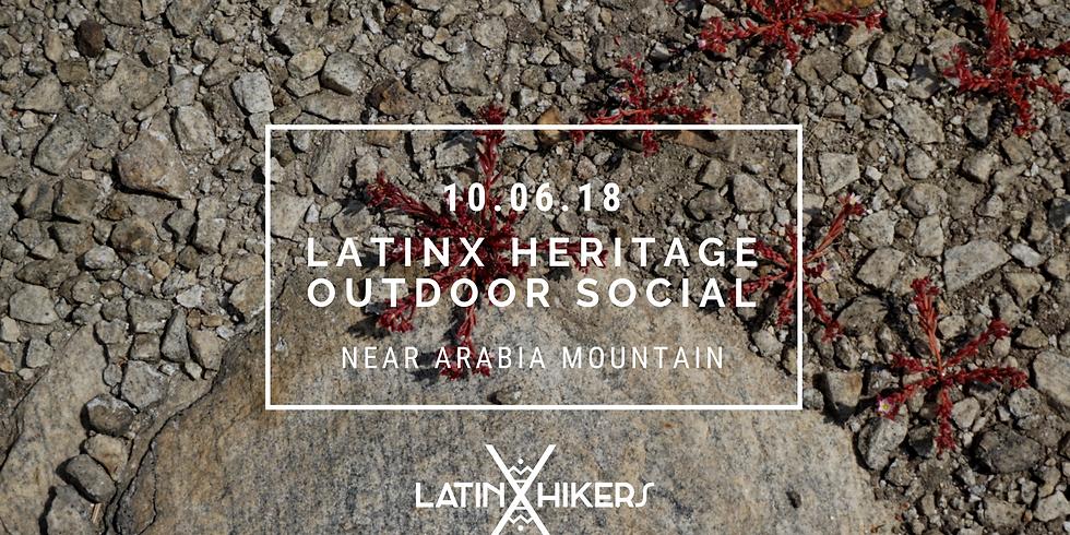 Latinx Heritage Outdoor Social