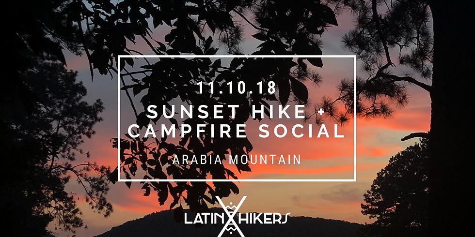Sunset Hike + Campfire Social