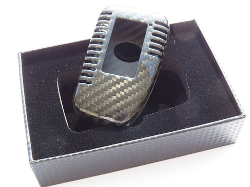 Pure Carbon Fiber Key Case Cover for  Lexus ES RX NX IS LX GS Series fo