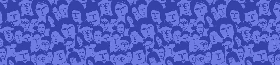 """Customer centrisme par Néoprisme / Illustration à l'encre de Chine pour """"Le Petit livre de la connaissance client par Néoprisme"""", Groupe Cartégie"""