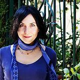 Ania Axenova, directeur artistique et illustrateur Freelance / Portrait