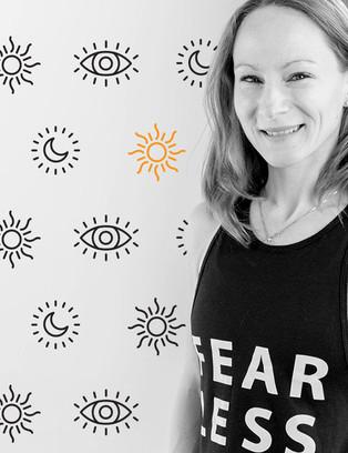 Logo & charte graphique pour Leuner Eclipse Yoga