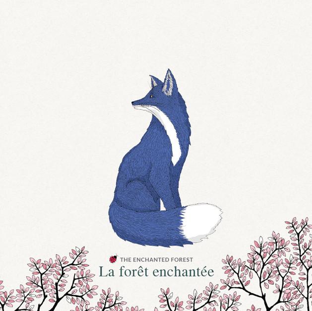 """Design du logo, de la charte graphique et du packaging pour """"Ania Axenova – Paris"""" / Papeterie"""