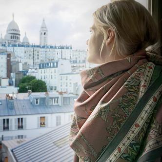 """Paris, Montmartre / Shooting photo et Direction artistique pour """"Ania Axenova – Paris"""""""