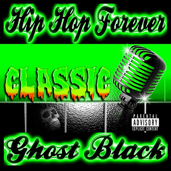 Ghost Black Hip Hop Forever feat. Sandy