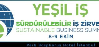 """İstanbul """"Yeşil İş Zirvesi""""nde Sürdürülebilir Belediyelerde Yeşil Binalar"""