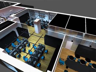 DIALux EVO Ofis Aydınlatma Tasarımı