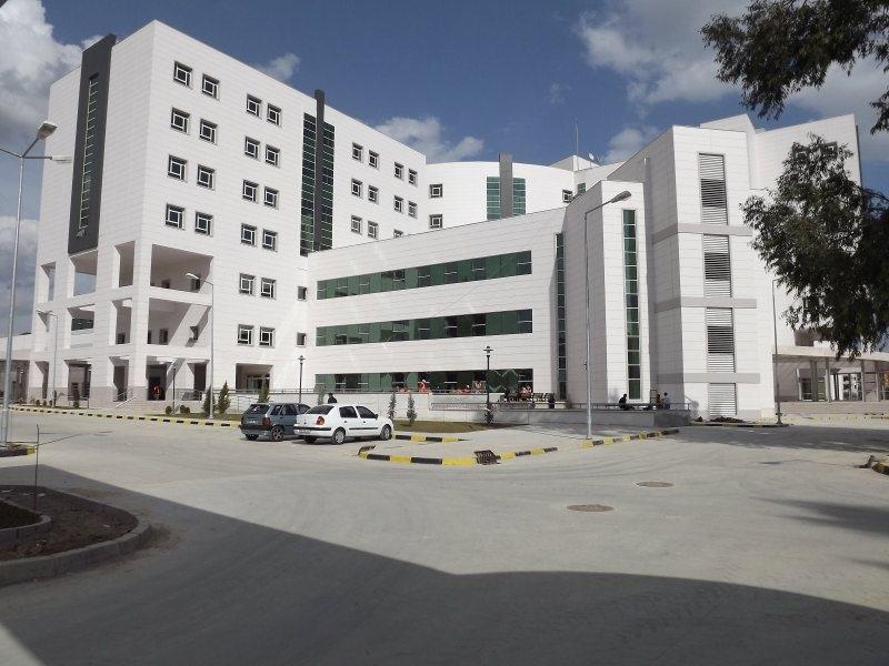 Nazilli 400 Yataklı Devlet Hastanesi