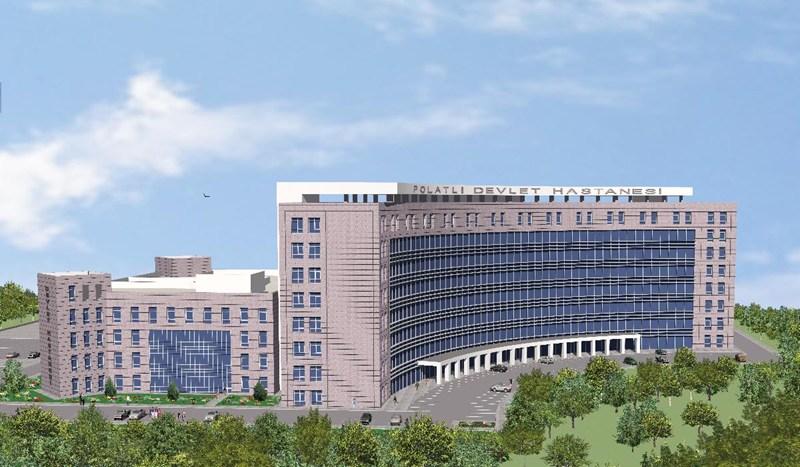 Polatlı 300 Yataklı Devlet Hastanesi