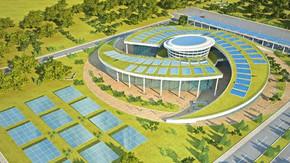 GAP-YENEV Projesi Yeşil Bina Danışmanlığı VEN ESCO'da
