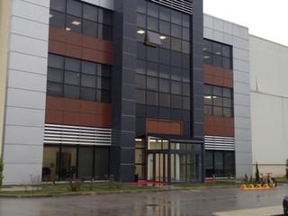ASAŞ Alüminyum Ar-Ge Binası LEED Gold Sertifikası aldı!