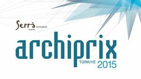 ARCHIPRIX-Türkiye bu yıl 20. kez gerçekleştirilecek!