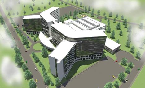 Malatya 640 Yataklı Devlet Hastanesi