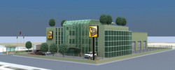 SIF - JCB Merkez Ofis Binası