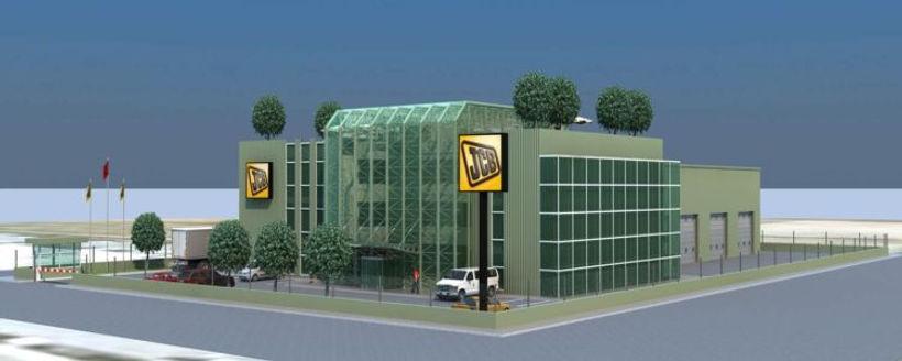 JCB Merkez Ofis Binası