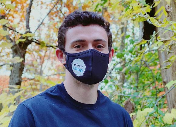 th!nk it LOUD Mask