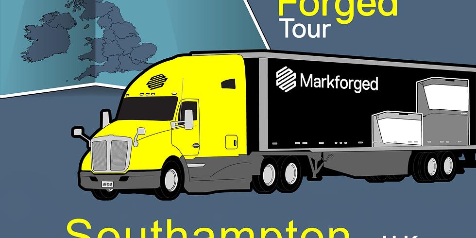 Markforged Tour - Southampton
