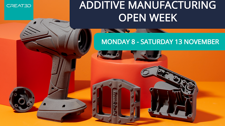 Additive Open Week - November