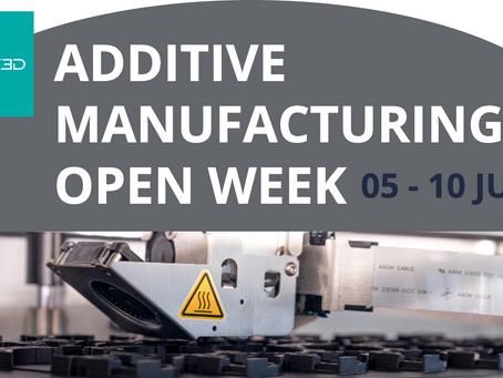 July Additive Open Week
