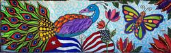 Mural: Muraleando, Havana, Cuba