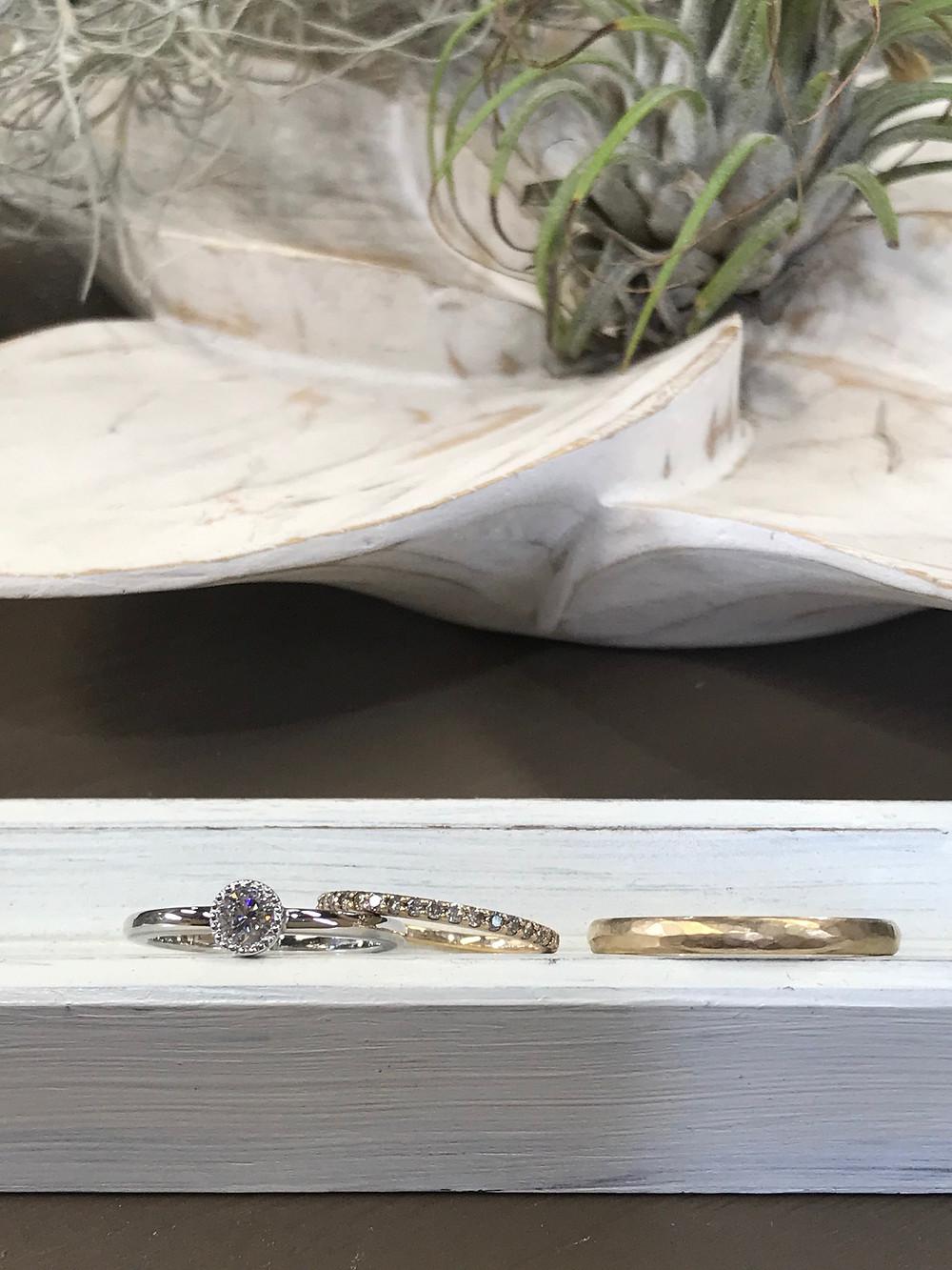 人気の使いやすい婚約指輪