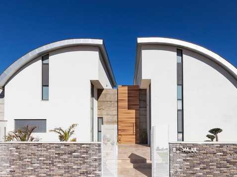 עיצוב בית בגלבוע