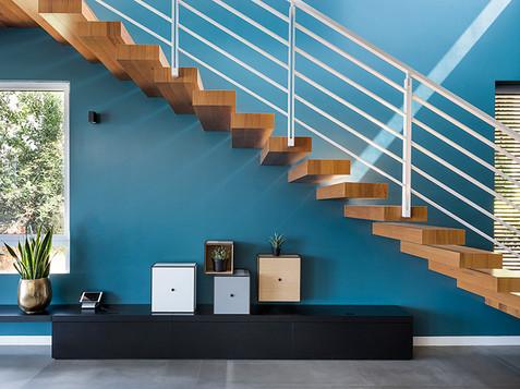 מדרגות דקורטיביות