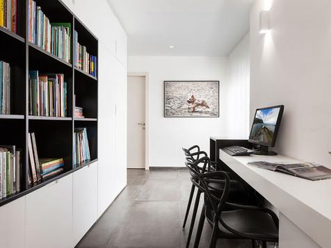 עיצוב ספריה