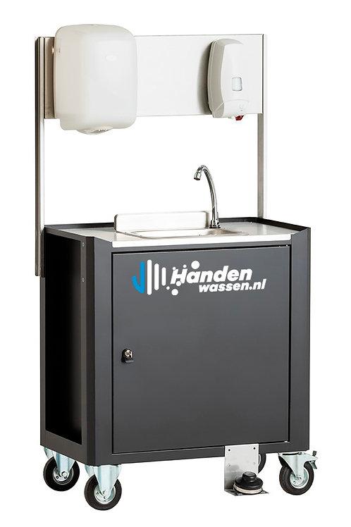 Mobiele handwas-unit NIEUW
