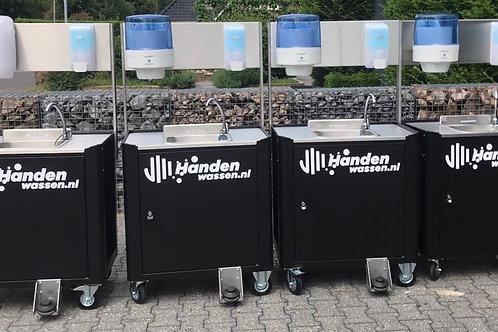 Gebruikte handwas-unit