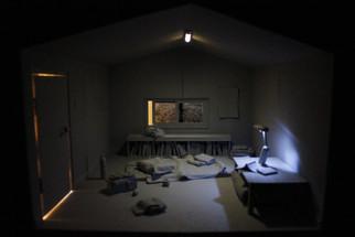 임리하-박주영b, <드림하우스>, 설치, 45×45×45cm, 2020