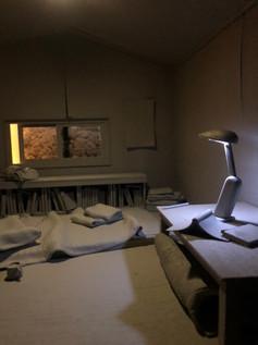 임리하-박주영b, <드림하우스> 부분, 설치, 45×45×45cm, 2020