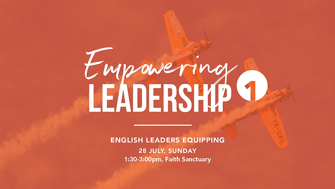 Leadership Equipping