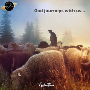 God journeys with us