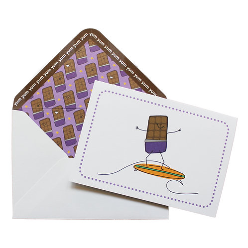 Kids Notecard & Envelope 10 Pack