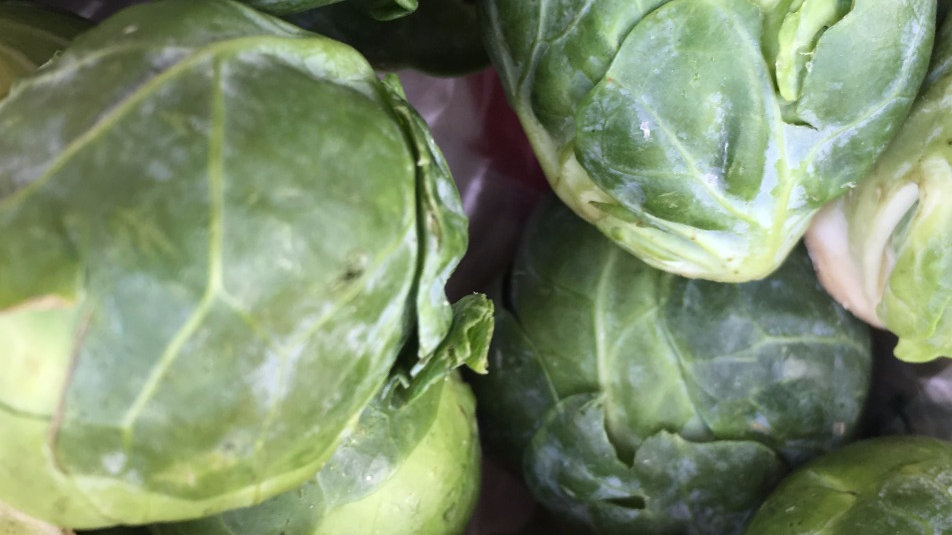 Brussel Sprouts [3pts]