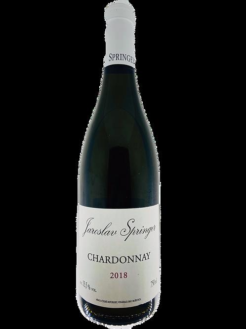 Stapleton & Springer Chardonnay 2018