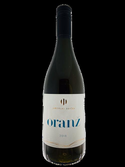 Jaroslav, Osicka, Oranz, 2019