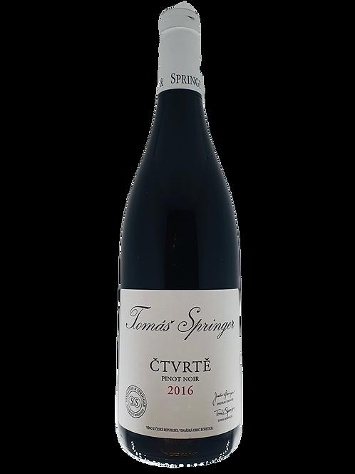 Stapleton-Springer Čtvrte Vineyard 2017