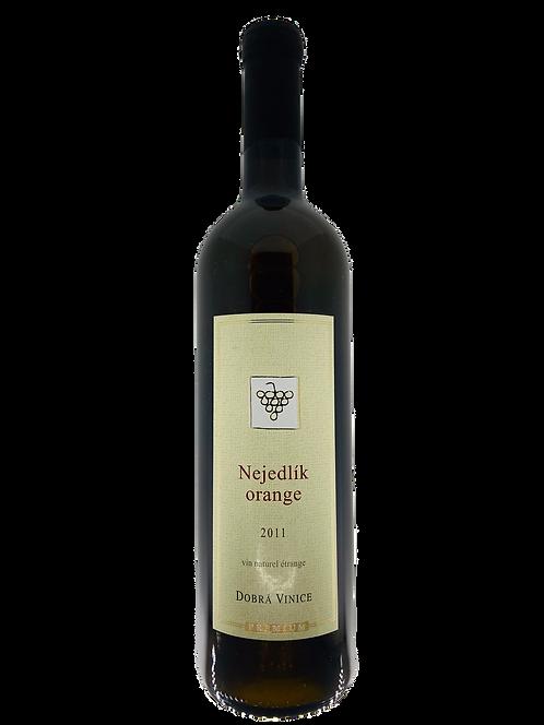 Dobra Vinice, Nejedlik Orange, 2011