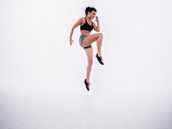Single Leg Vertical Hop Assessment for ACLR Athletes