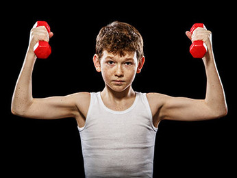 Resistance Training In The Young Athlete