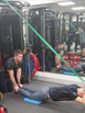 Assisted Nordic Hamstring Exercise