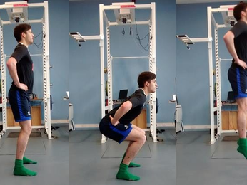 Countermovement Jump Assessment for ACLR Athletes