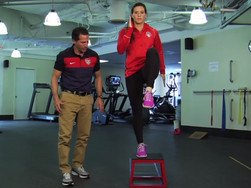 ACL Rehab: Compliance, Time & Quality = Improved Outcomes.